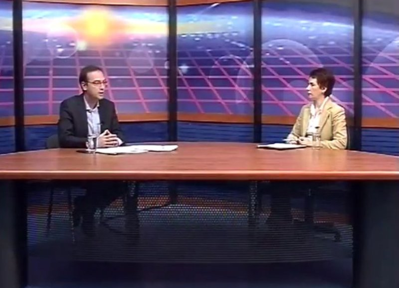 Συνέντευξη του Β. Τσίρκα στο ART TV (Μέρος B)