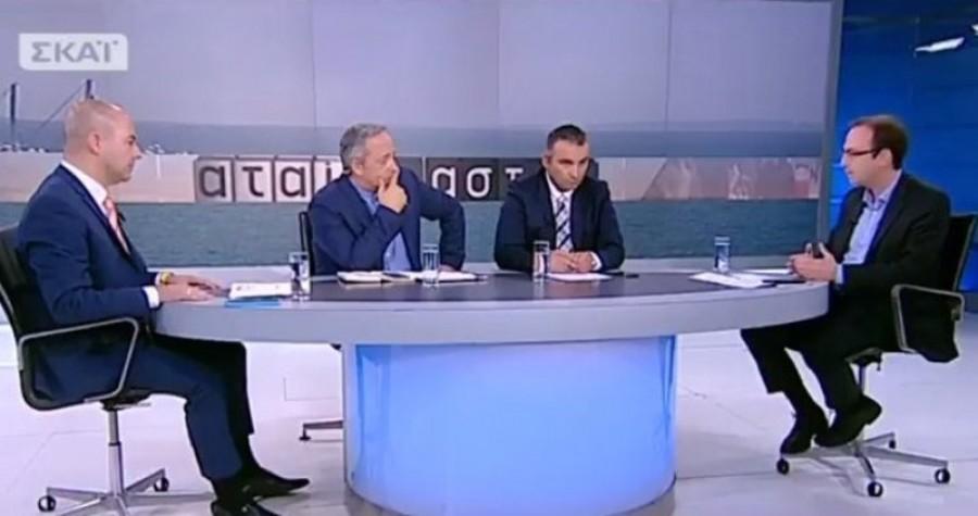 Ο Βασίλης Τσίρκας στην εκπομπή «Αταίριαστοι» (22-05-2018)